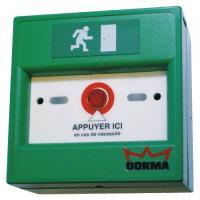 Boîtier bris de glace TL CSI pour contrôle d'issue de secours TL CSI