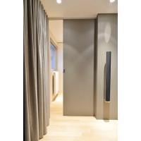 Kit complet pour portes coulissantes d'intérieur en bois avec amortisseur Softclose - vantail de 40 - Série Expert
