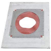 Plaque de toiture étanche 0/45° Isoten avec joint