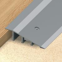 Rampes d'accès à visser aluminium brut