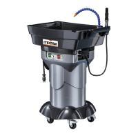 Fontaine de dégraissage biologique mobile ITEC 4000