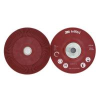 Plateau rigide bombé ventilé 125 mm pour disques fibre