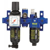 Filtres air comprimé mano-régulateurs lubrificateurs