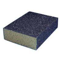 Éponges abrasives rigides carbure de silicium 4 faces