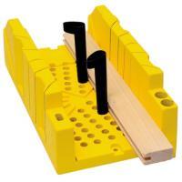 Boîte à onglets coupe synthétique