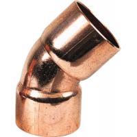 Coude cuivre 45° F/F à souder 41CU