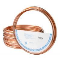 Couronne de tube cuivre recuit SCUDO® anti-corrosion NF