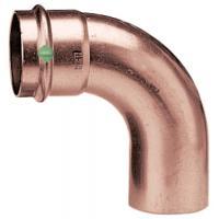 Coude cuivre 90° M/F à sertir Profipress