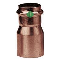 Réduction cuivre M/F à sertir Profipress