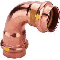 Coude cuivre 90° F/F à sertir Profipress Gaz