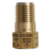 Clapet Antigel mâle Exogel® Debeaux