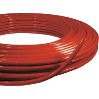 Tube multicouche PE-RT/AL/PE-RT rouge - En couronne