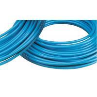 Tubes polyuréthane calibrés bleu