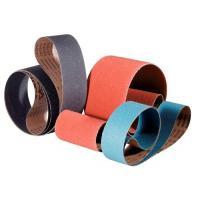 Abrasifs en bandes standards 100x920 mm - 75x2000 mm - 75x2500 mm- 50 x 4000 mm toile rigide corindon KK 711 X/Y