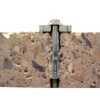 Chevilles métalliques à expension fixation lourde Triga Z à vis