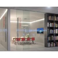 Ferrures pour portes coulissantes d'intérieur en verre - Vantail de 80 kg - Purolino plus 80