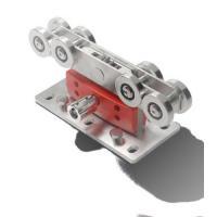Ferrure Integrator pour portail en porte à faux motorisé