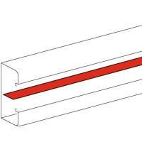 Cloison de séparation pour goulotte d'installation DLP
