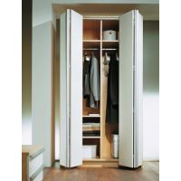 Vantaux de 10 kg et 20 kg pour portes pliantes de meubles - Rail de coulissage seul Wing Line 780/770
