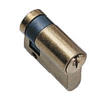 Cylindre passe général - laiton poli - simple TE 5 - LP - varié pour organigramme