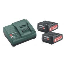 Pack batteries 12V + chargeur - SC 30