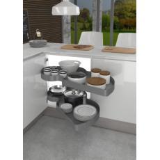 Ferrure pour meuble d'angle Combis 2 - Ikona