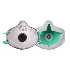 Masque jetable FFP3RD BLSZERO31 avec charbon actif
