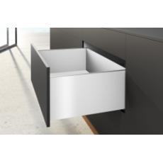 Kits profils côtés AvanTech YOU - tiroir casserolier hauteur 251 mm -Blanc