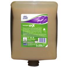 Recharge mousse lavante microbilles végétales Solopol GFX