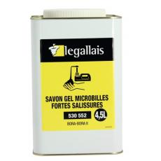 Savon gel microbilles Bora-Bora II sans pompe