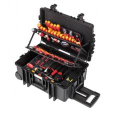 Trolley de maintenance électricien 115 outils