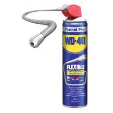 Lubrifiant dégrippant flexible WD 40