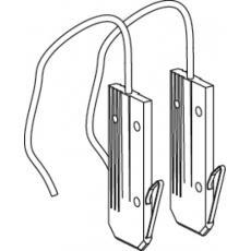 Kit de connecteurs avec fil Lumine