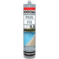 Mastic colle piscine polymère POOL FIX