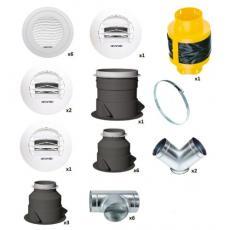 Kit accessoires pour Optimocosy HR