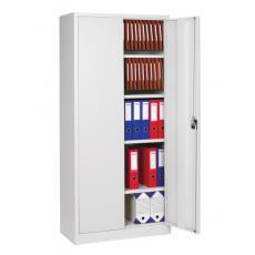 Armoires de bureau hautes à portes battantes