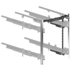 Kit caissons à tiroirs simples et dossiers suspendus profil Mosena
