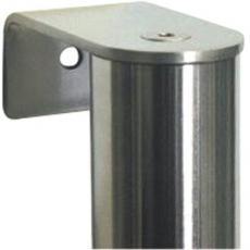 Tube Ø42,4 mm en inox 304 brossé pour poignée tubulaire METEORE à assembler