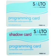 Carte badge de programmation Mifare et d'effacement