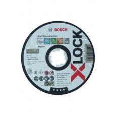 Disque à tronçonner multiconstruction moyeu plat Xlock