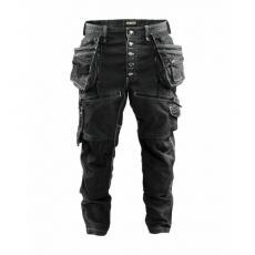 Pantalons X1900 CORDURA® DENIM stretch + 1 paire de genouillères offerte !