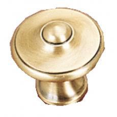 Boutons Lyonnais ronds rustiques laiton