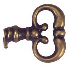Anneaux de clé laiton - pour vis M4