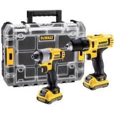 Kit 2 outils 10,8 V - DCK 211 D2T