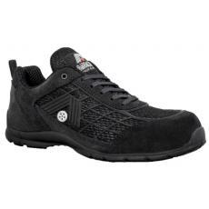Chaussures basses Air Force Black S1P SRC