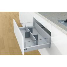 OrgaStore 810/820 - Profilé aluminium recoupable - pour tiroirs casseroliers ArciTech et InnoTech Atira