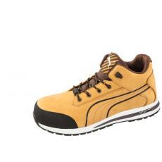 Chaussures de sécurité Dash Wheat Mid S3 SRC HRO
