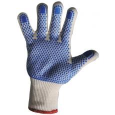 Gants textile tricoté écru Tiger Paw® 73 301