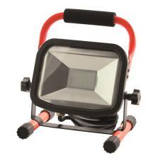 Projecteur LED de chantier extra plat