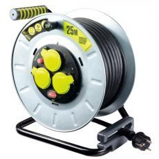 Enrouleur de câble multiprises Pro XT